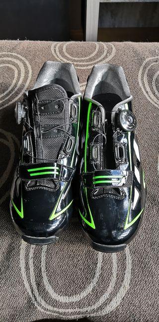 Zapatillas ciclismo Spining, Mtb
