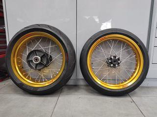 Llantas y neumáticos Supermotard takasago excel