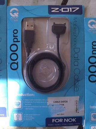Cable de datos Nokia nuevo