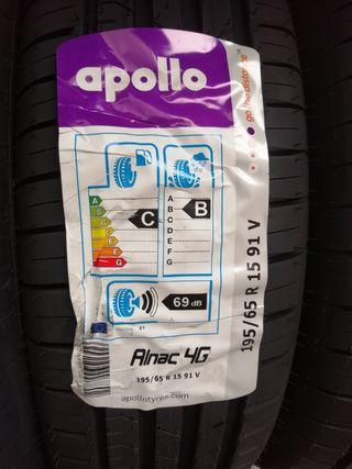 neumáticos Apolo