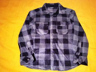 Camisa franela niño TALLA 3-4 años CyA