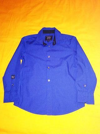 Camisa vestir niño TALLA 4-5 110 cm CyA