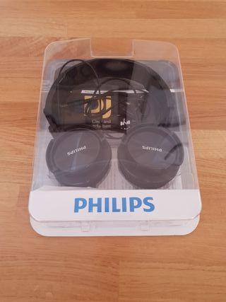 auriculares, DJ Philips headphones, nuevos 1000 mW