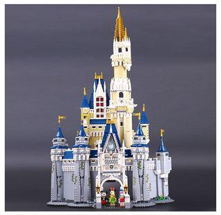 Castillo Disney Cenicienta - 71040