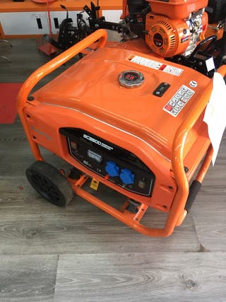 Generador corriente 3500 W