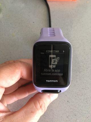 Reloj gps fitness