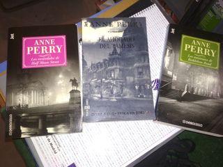 Libros de Anne Perry