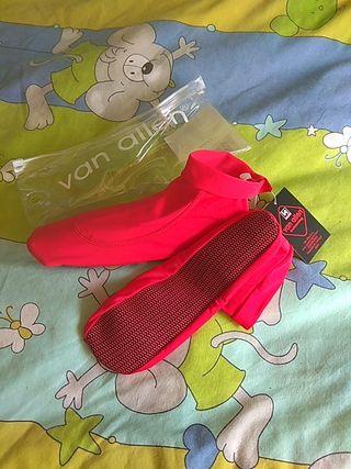 calzado antideslizante natación 35-38
