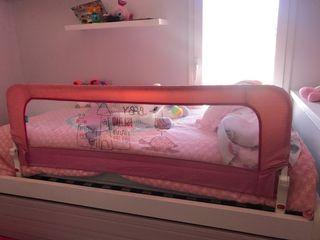 Baranda cama niña/niño