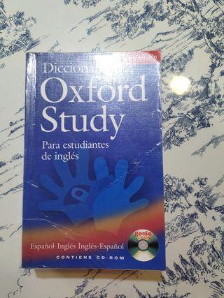 diccionario Oxford Study segunda edicion