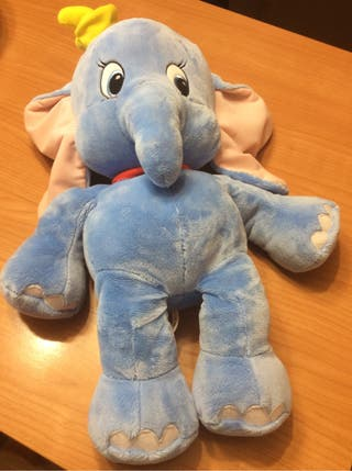 Peluche elefante grande