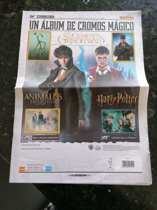 Álbum Harry Potter