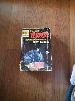 novelas de terror