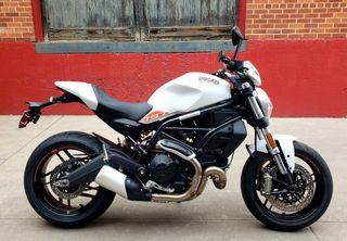 Ducati Monster 797 + Limitada A2 SOLO 1300km