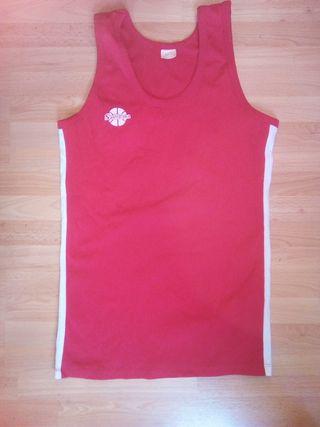 camiseta basket Santillana