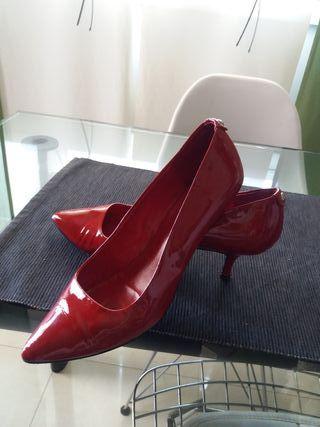 zapatos de señora marca Zendra.
