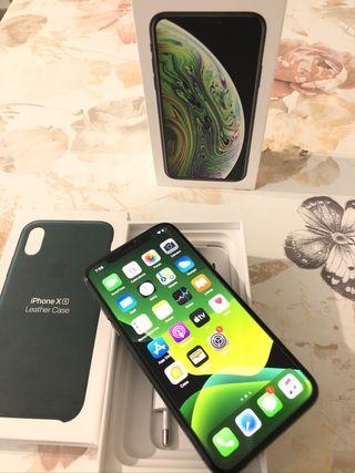 iPhone XS 64gb + funda apple