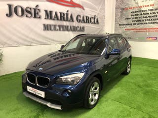 BMW X1 SDRIVE 18 D 143CV 6VEL PERFECTO ESTADO