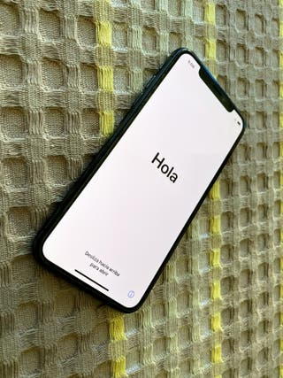 iPhone Xs 256GB Negro