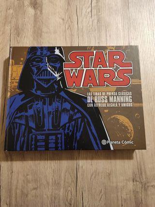 Star Wars: Las tiras de prensa clásicas
