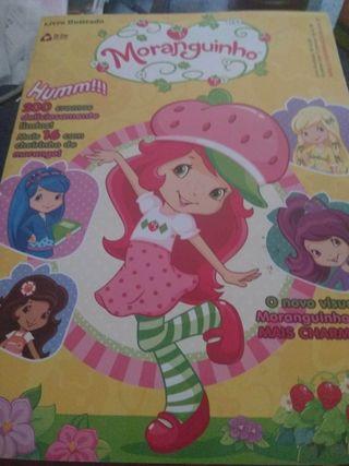 Álbum de cromos TARTA de fresa