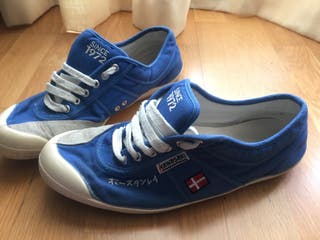 Zapatillas Kawasaki como nuevas