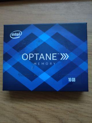 Intel Optane 16GB (Acelerar Discos Duros)