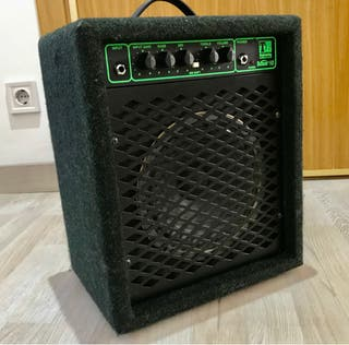 Amplificador de Bajo eléctrico