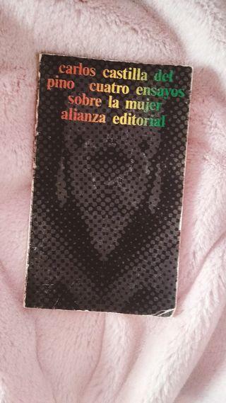 Cuatro ensayos sobre la Mujer Carlos Castilla Pino
