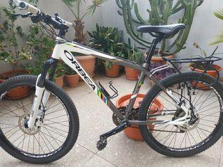 Bicicleta de montaña ORBEA SHERPA DISC