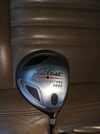 Madera golf 4 Titleist