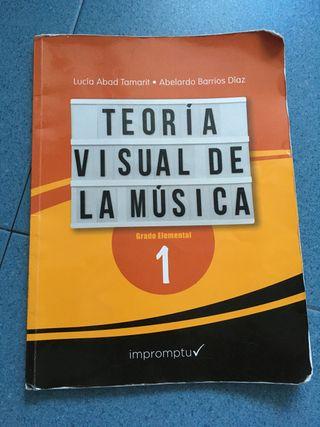 Teoría visual de la música