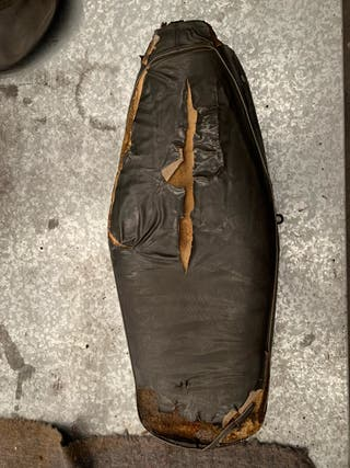 Asiento TIGRE vespas 150