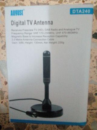 DIGITAL TV ANTENA!!! VER FOTO!!!