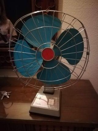 Ventilador Numax Modelo Gredos. Made in Spain