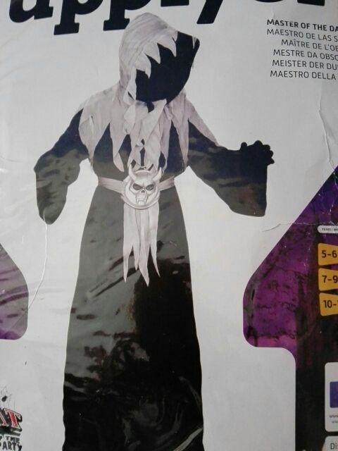 Disfraz maestro de las sombras halloween