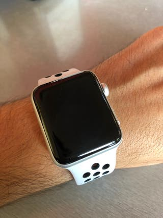 Apple watch serie 3 42mm silver