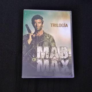 Mad Max Trilogía DVD