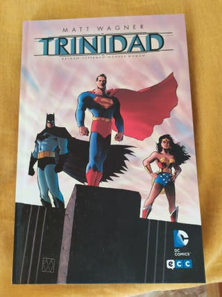 Trinidad: Batman, Superman y Wonder Woman