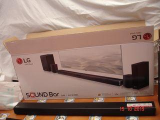 Barra Sonido LG SJ4R 420W 4.1