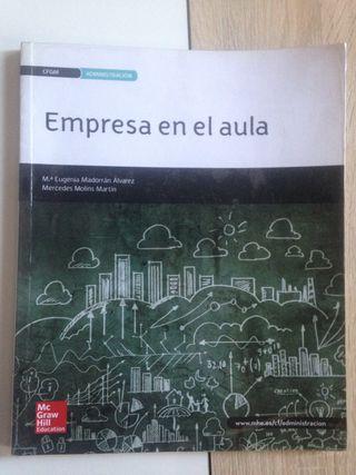 Libro Ciclo Grado Medio Administración y Finanzas