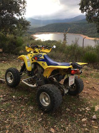 Suzuki ltz 400 cambio por ATV