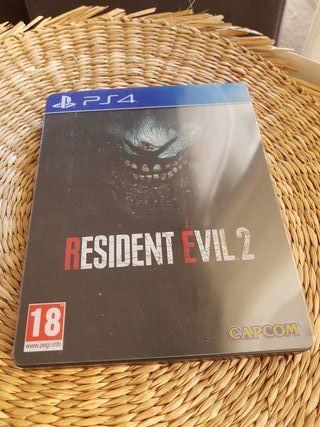 residen evil 2 remake edición coleccionista