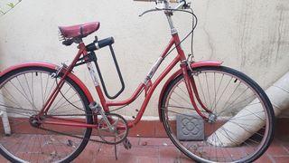 Vendo por mudanza bicicleta BH original