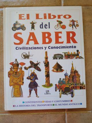 LIBRO EL LIBRO DEL SABER