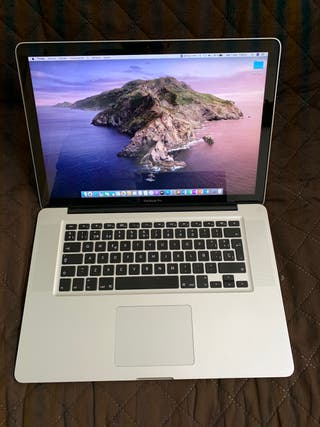 """MacBook Pro 15"""" Mid 2012 i7 quad,q16g,,500gb SSD"""