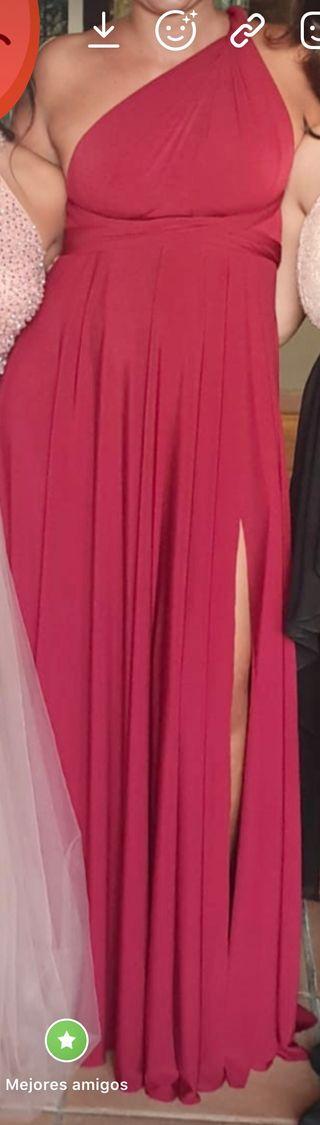 Vestido de ceremonia