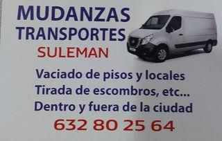 Mudanzas Y transporte Económico