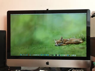 "Apple imac 27"" late 2009"