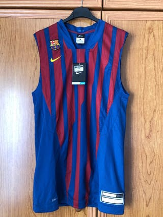 Camiseta Barcelona Nike nueva ,talla S